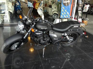 Keeway  รุ่น super light 200 CC